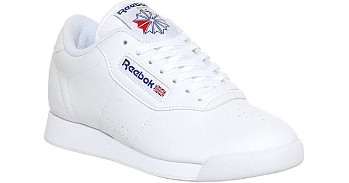 d26985917ca4 Reebok Princess Trainers