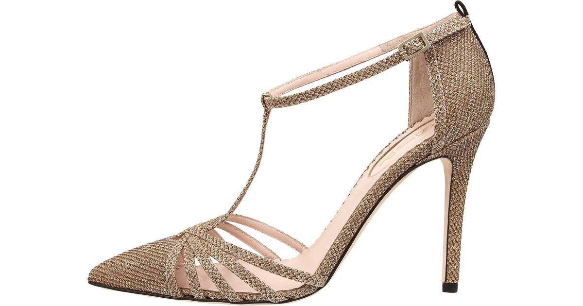SJP by Sarah Jessica Parker Womens Pivot Dress Sandal