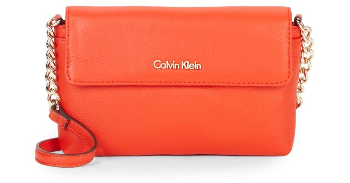 659951534d0b Calvin Klein Purses Leather - Best Purse Image Ccdbb.Org