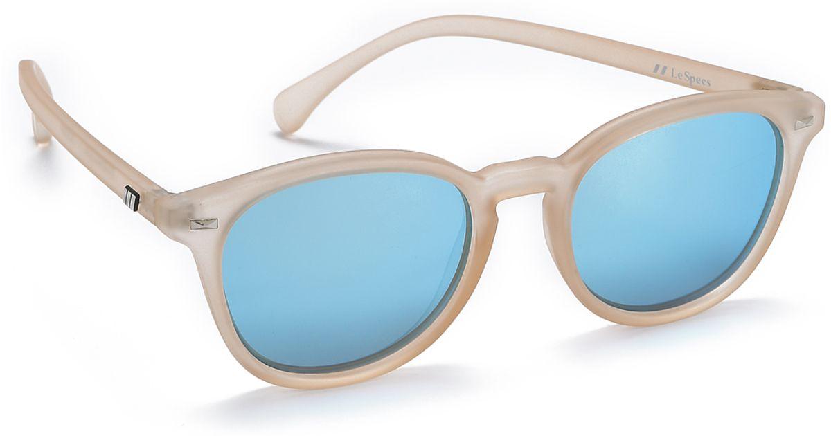 963dccb262 Le Specs Bandwagon Polarized Sunglasses