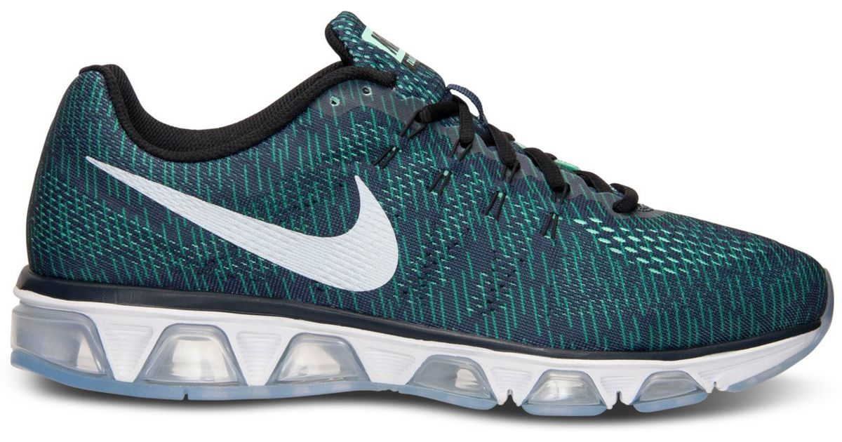 ... uk lyst nike mens air max tailwind 8 running sneakers from finish line  in green for 3f8a31298fd7