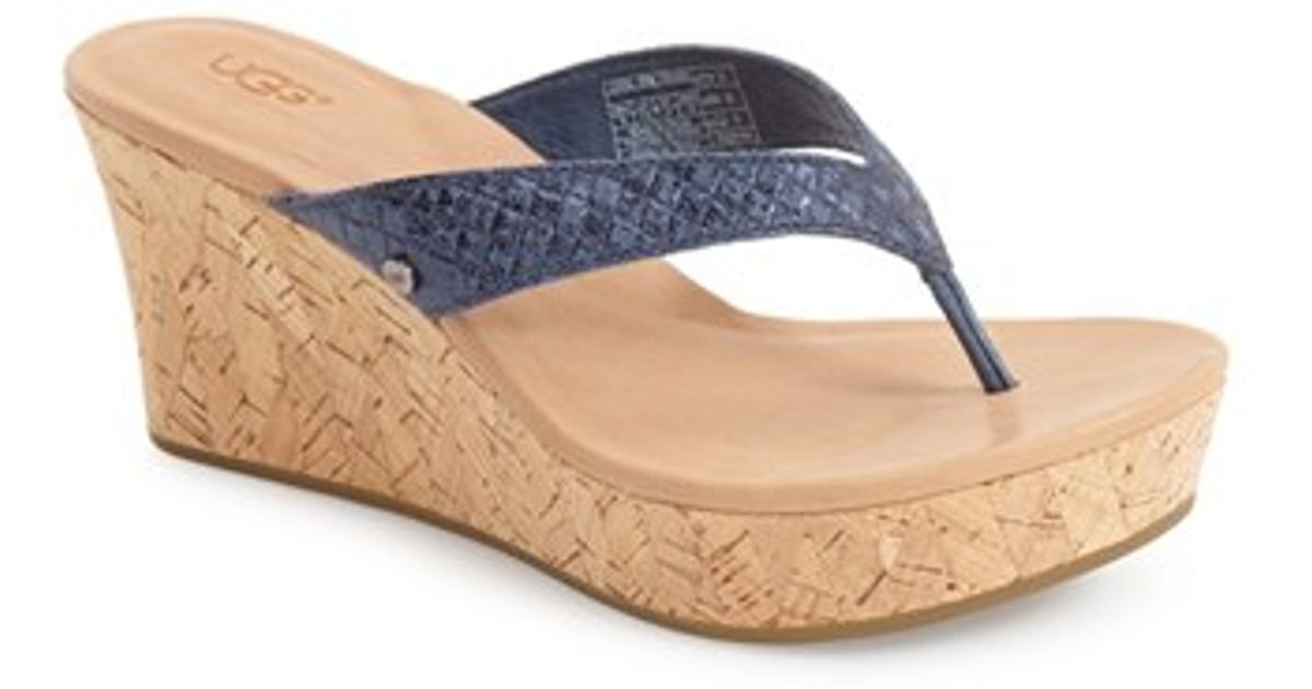 2507544e27b Ugg Natassia Wedge Sandal - cheap watches mgc-gas.com