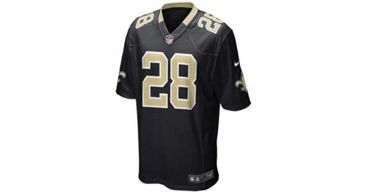 lowest price 85f83 29e24 Nike - Black Kids' Mark Ingram New Orleans Saints Limited Jersey for Men -  Lyst