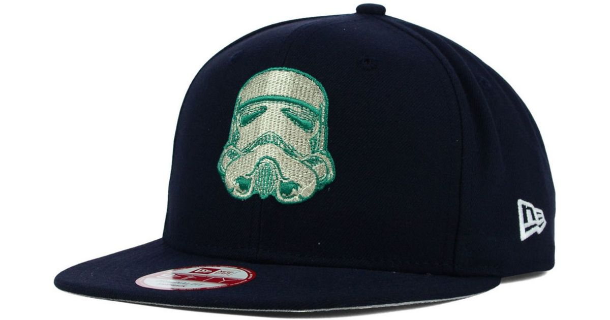 low priced 953f3 2ede9 Lyst - KTZ Seattle Mariners Sw X Mlb 9fifty Snapback Cap in Blue for Men
