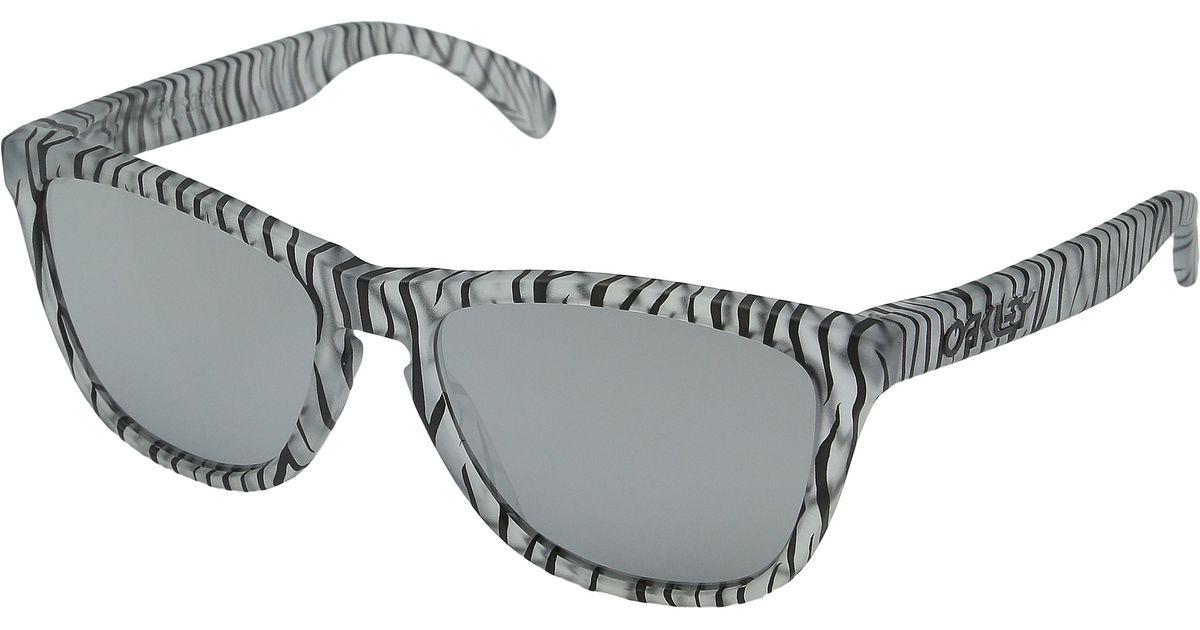 b9c166c8eba Lens Oakley Holbrook Sunglasses Clear Chrome Iridium Pre Owned Frames
