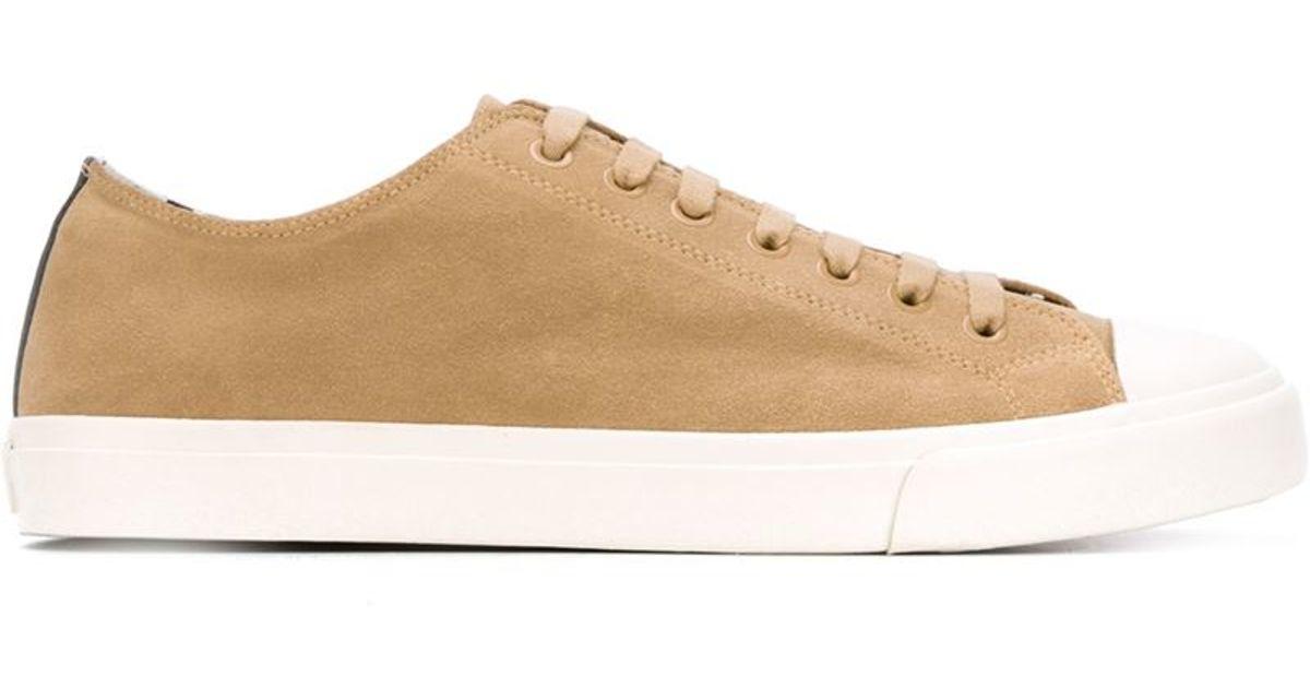 Paul Smith Tennis Sneakers In Brown For Men  Lyst-9627