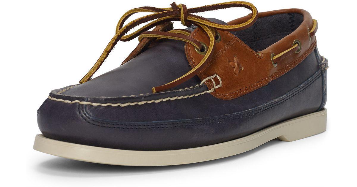 Polo Ralph Lauren Leather Barnard