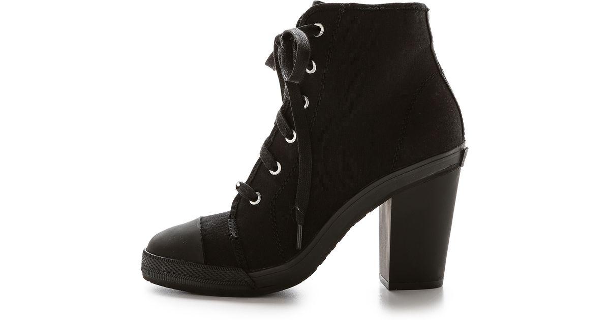 DKNY Erin Heeled Sneakers Booties