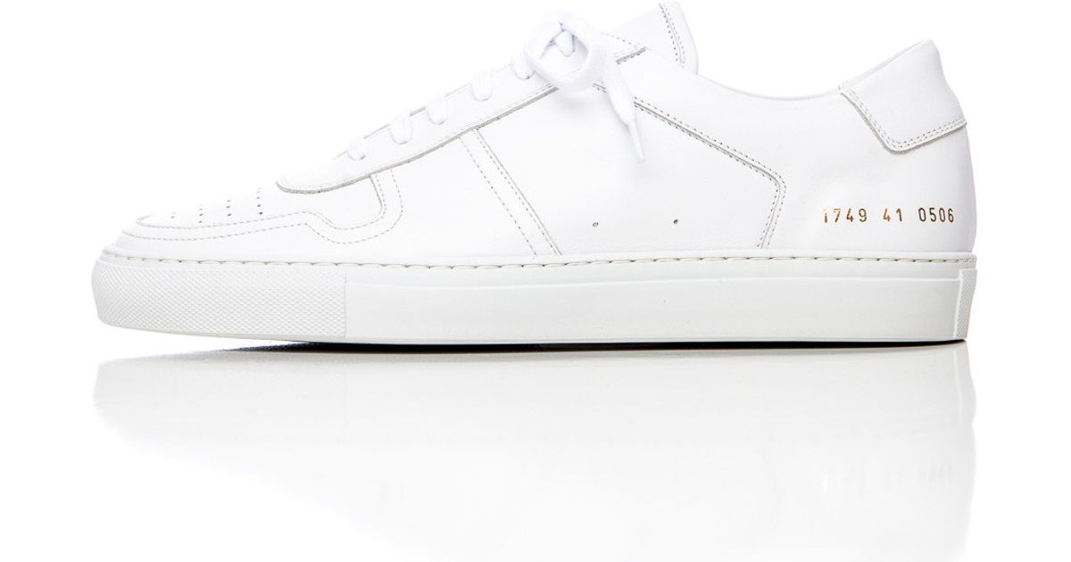 5a20af92930 Common Projects Bball Low In White for men