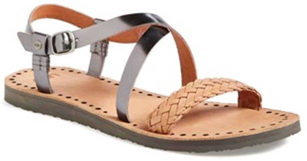 9bd8c453aac UGG Metallic Ugg 'jordyne' Sandal