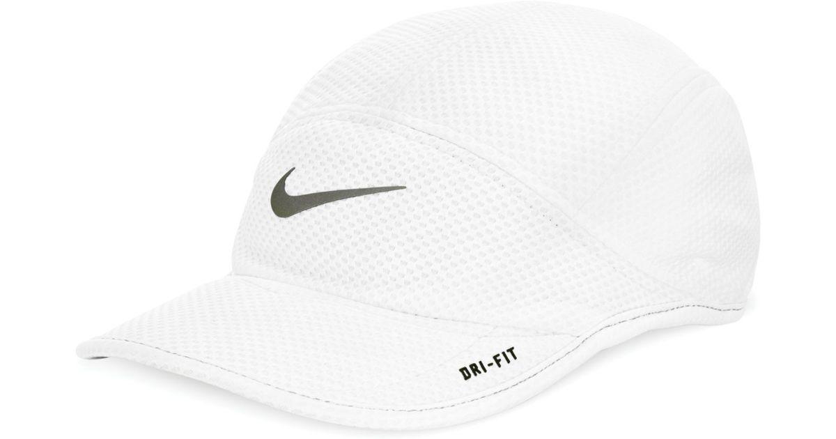 Lyst - Nike Daybreak Mesh Cap in White for Men ffa0ec20a50