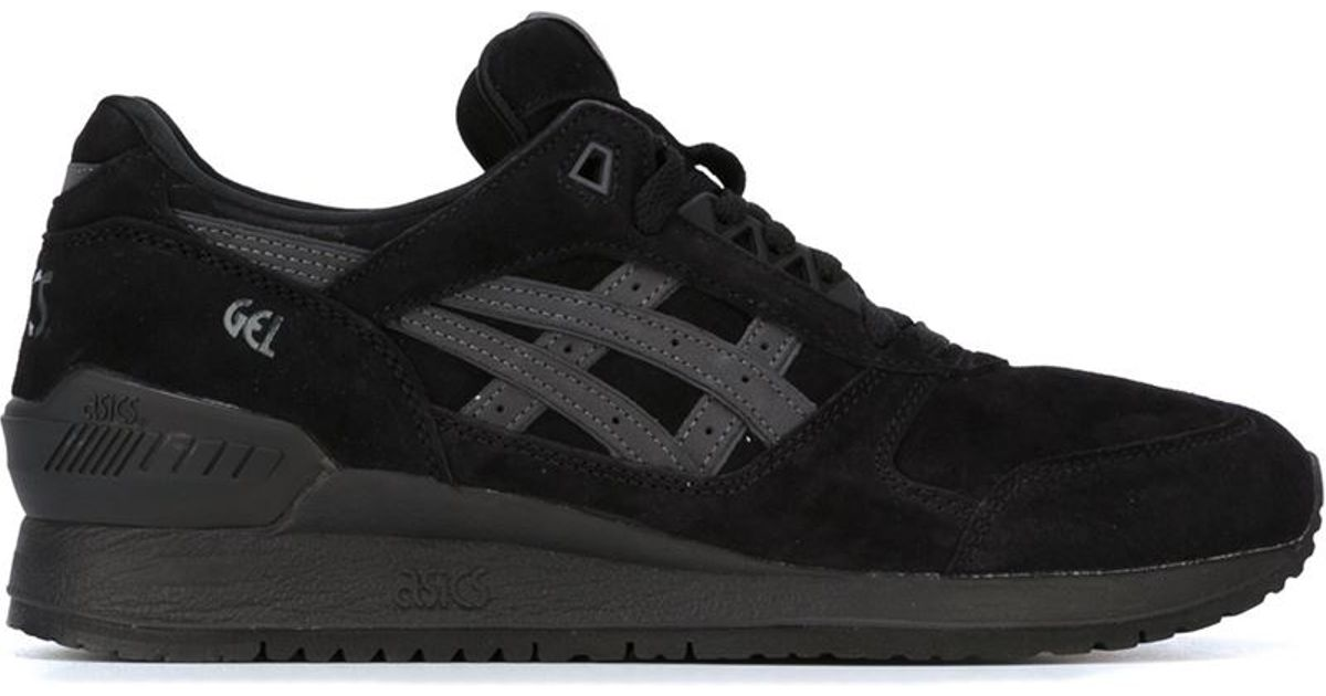 cheap for discount 315fa 7d34f Asics Black 'gel Lyte Iii Respector Shadow Pack' Sneakers for men