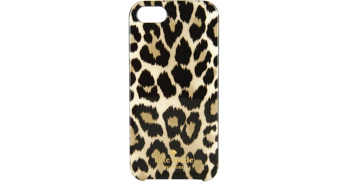 best sneakers 2e2ff 3efe6 kate spade new york - Multicolor Leopard Ikat Iphone 6 / 6s Case - Lyst