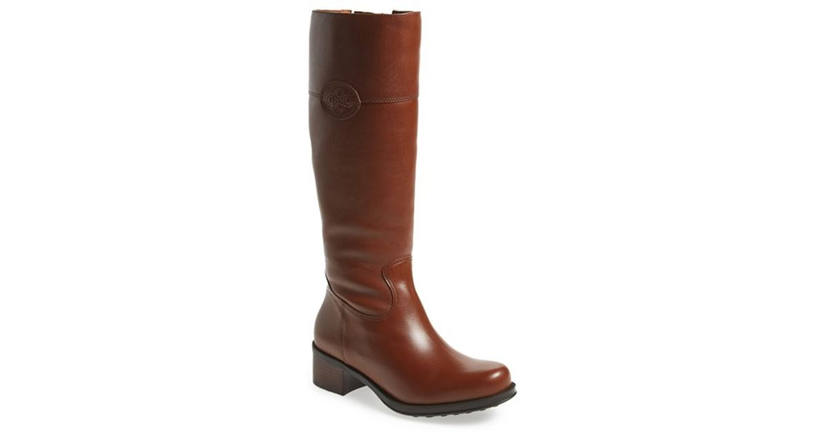 e6c93376d400 Lyst - Andre Assous  Legendary  Tall Boot in Brown