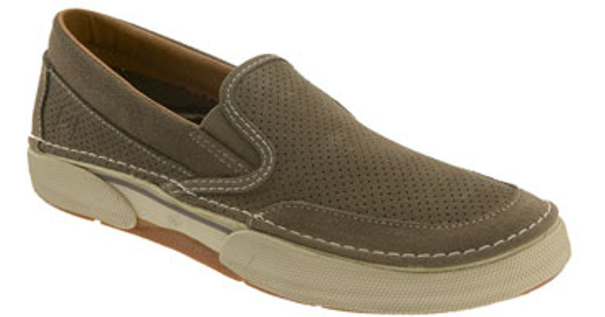 Sperry Top Sider Largo Slip On Shoes Mens