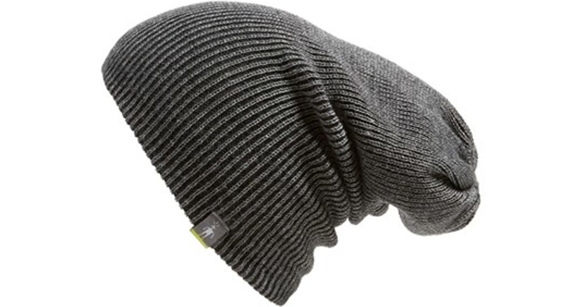 a08bfbe0f14 Lyst - Smartwool Reversible Beanie in Gray for Men