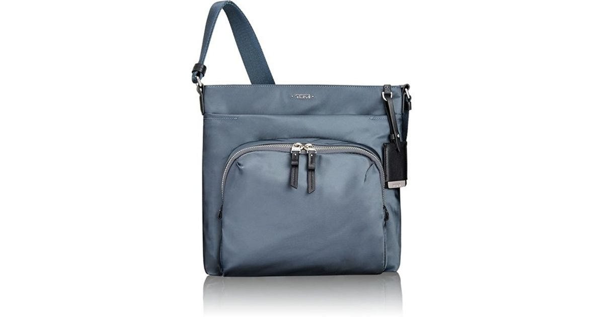 db6fc0d701c4 Lyst - Tumi  voyageur - Capri  Crossbody Bag in Blue