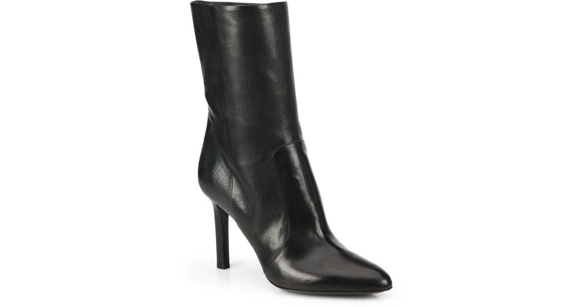 Tamara Mellon Pointed toe stiletto boots s8BeY4sXK