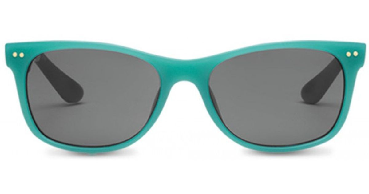 711fc14fb2c65 Lyst - Toms Beachmaster Matte Teal in Green