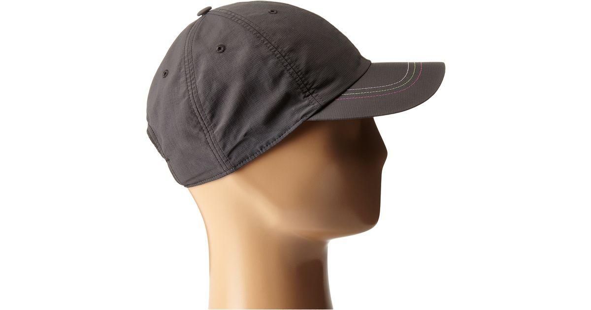 1a1bd5abb624dc The North Face Horizon Ball Cap in Black for Men - Lyst