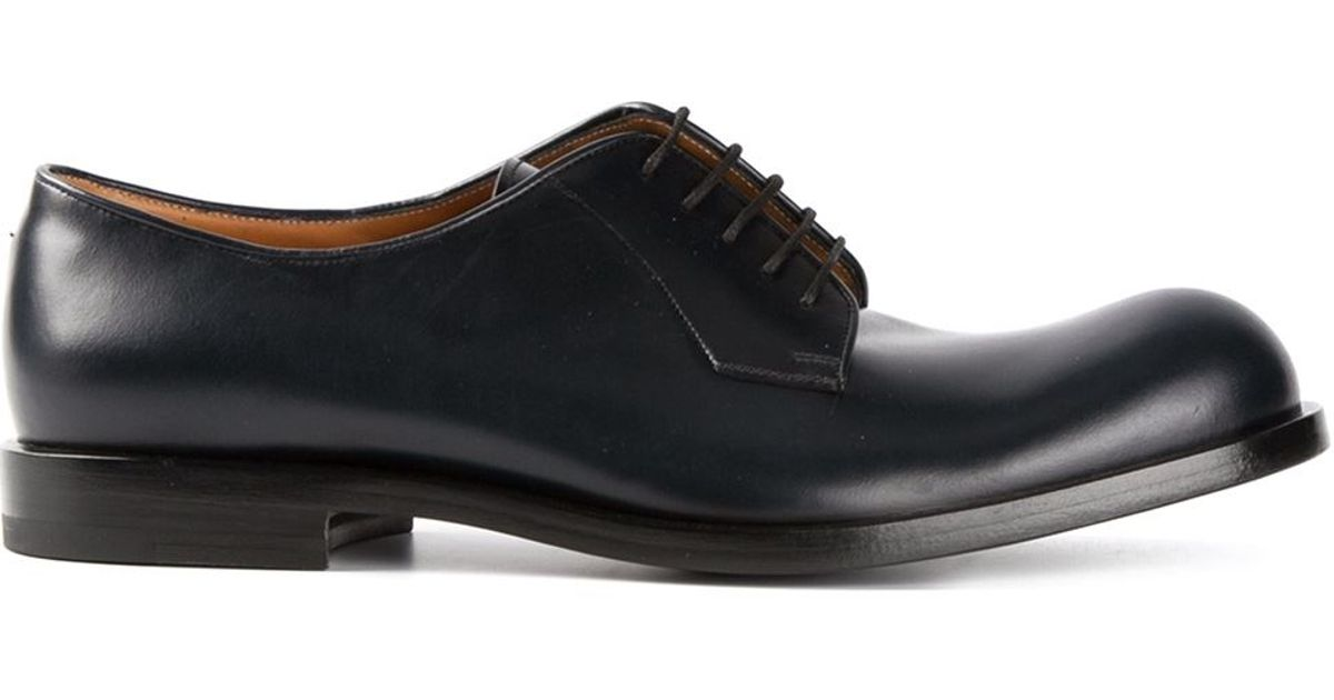 shopping online outlet sale Jil Sander derby shoes buy cheap original outlet pre order free shipping best 6c7reg