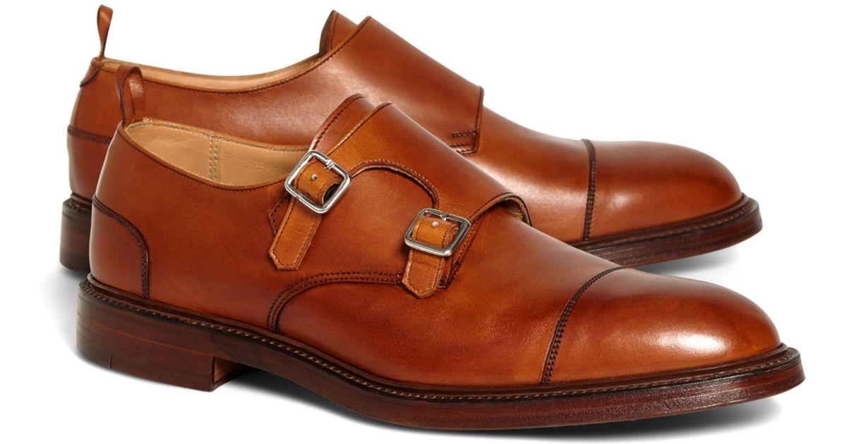 Brooks Brothers Double Monk Strap in