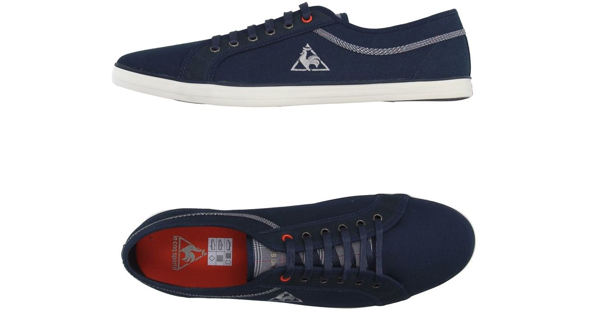 b5ab862900f6 Lyst - Le Coq Sportif Low-tops   Trainers in Blue for Men