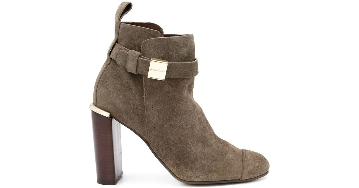 discount affordable manchester great sale See By Chloé chunky boots mapod06G