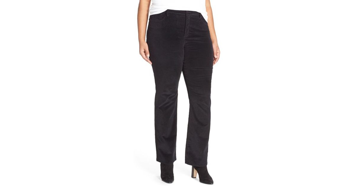 Lastest  Womens Slim Skinny Stretchy Cords Black Corduroy Trousers Jeans Pants