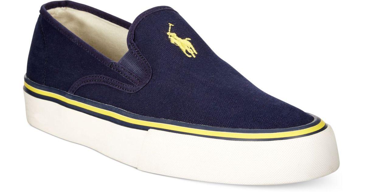 Polo Ralph Lauren Mytton Slip-On