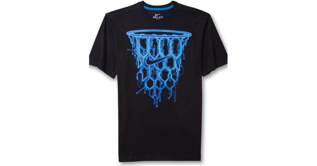 nike shirt basketball