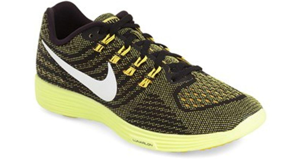 0320ec1c1ea ... france lyst nike lunartempo 2 running shoe in black 1a572 08261