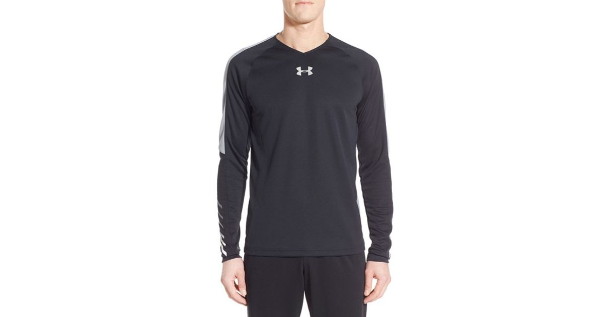 Under Armour 39 Select Basketball 39 Fitted Long Sleeve