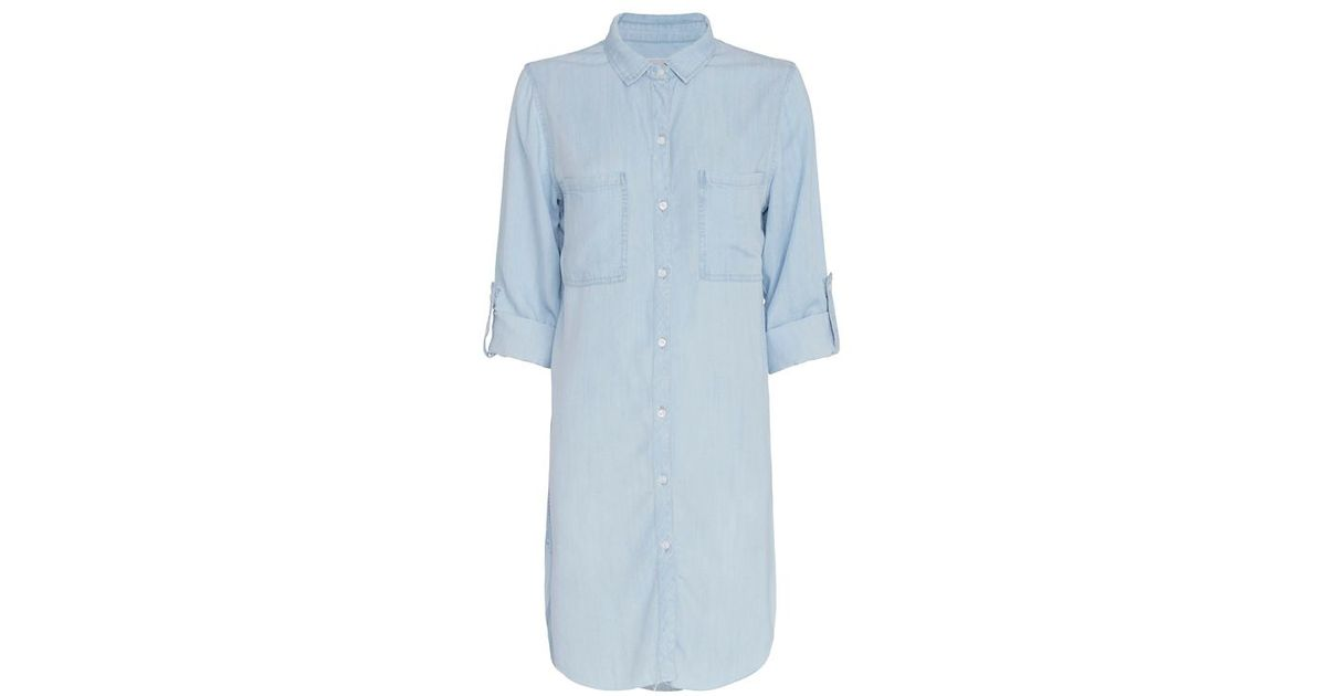 029baa12a7 Lyst - Rails Exclusive Colby Denim Dress in Blue