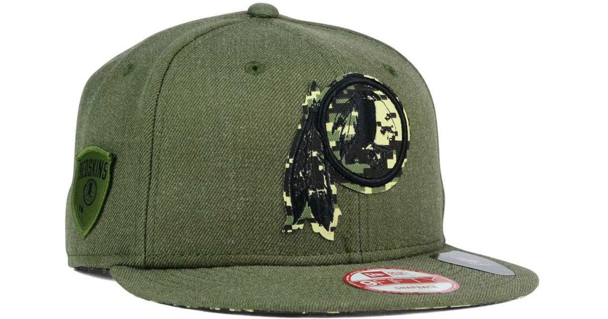 0cda40e55c34d get new era 9fifty baycik snapback green bay packers green 50e2d 52d04  low  price lyst ktz washington redskins sgt patch 9fifty snapback cap in green  for ...