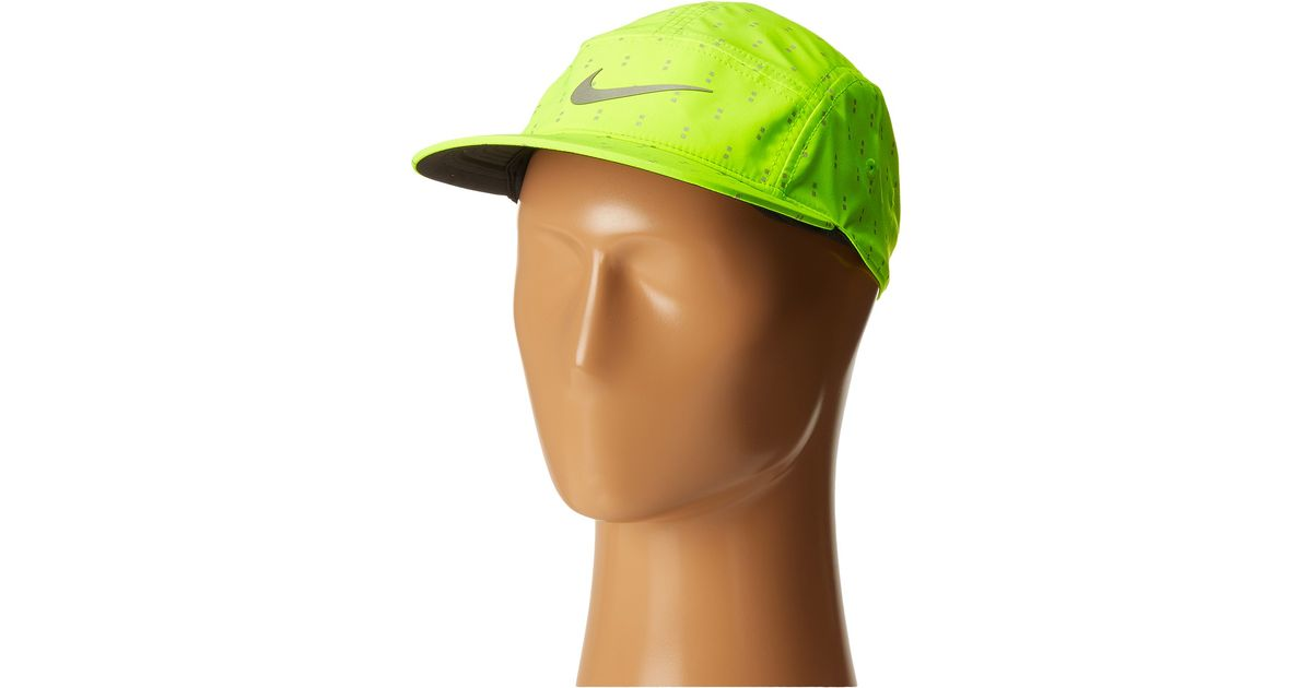 Lyst - Nike Run Flash Dot Aw84 in Yellow for Men 58d47c781eb