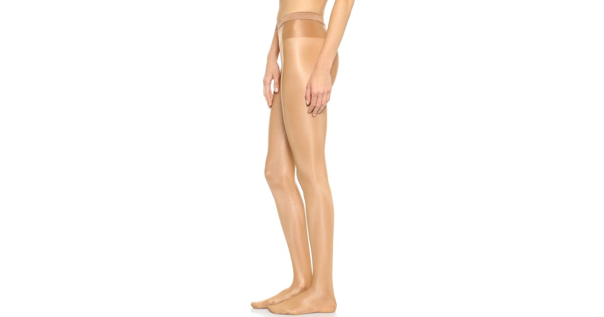 Try make wolford pantyhose neon black the