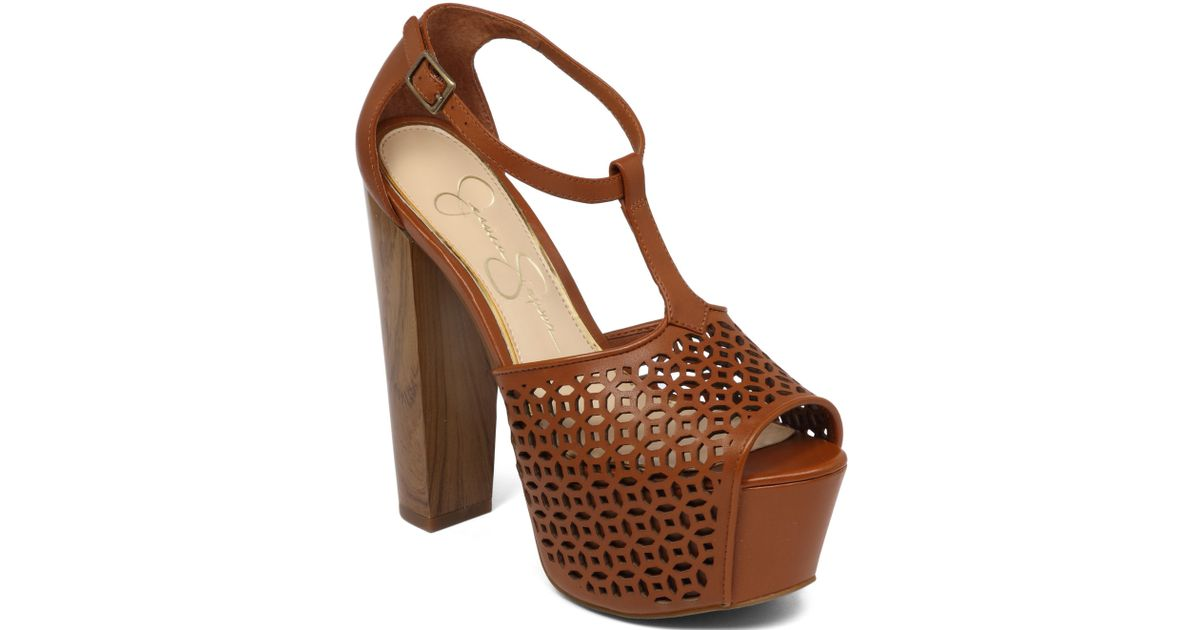 Jessica Simpson Dany Perforated