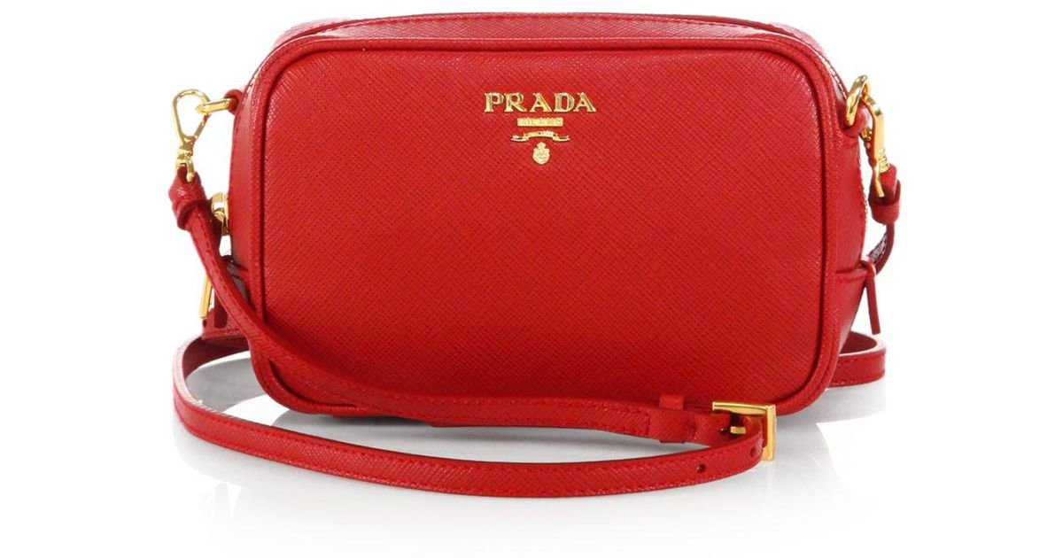 91bc9875b31b prada small saffiano camera crossbody bag, prada flower handbag