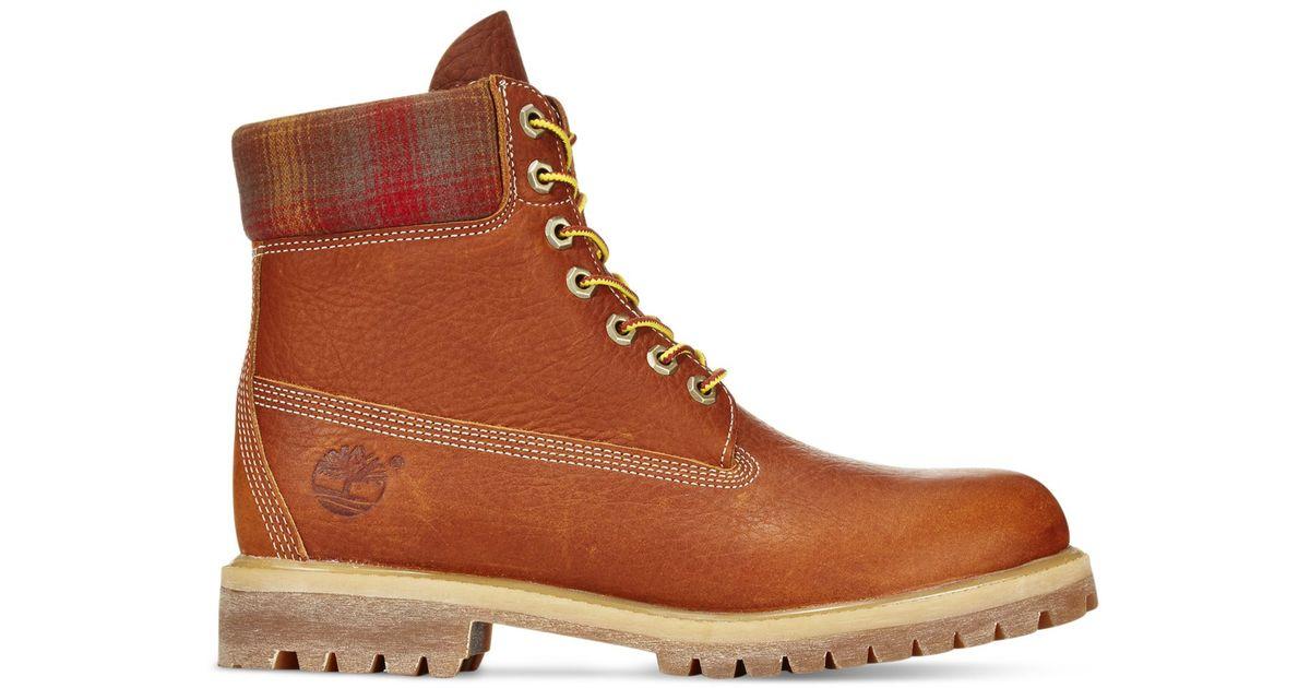 6eea51b4028 Timberland Brown Pendleton Wool 6