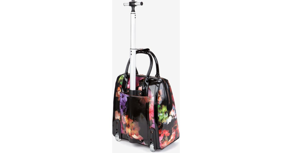 38f448d95 Vera Bradley XL Duffel Travel Bag ~ Nomadic Floral New NWT ~ Extra Large!  Image of Ted Baker London Lebra Kensington ...