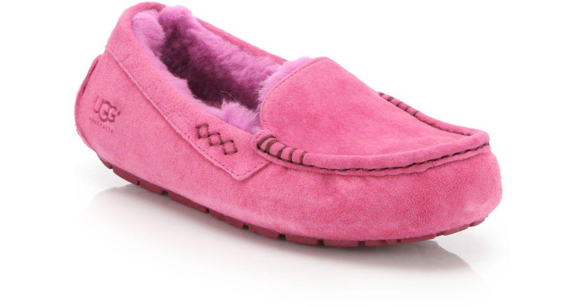 ugg ansley pink
