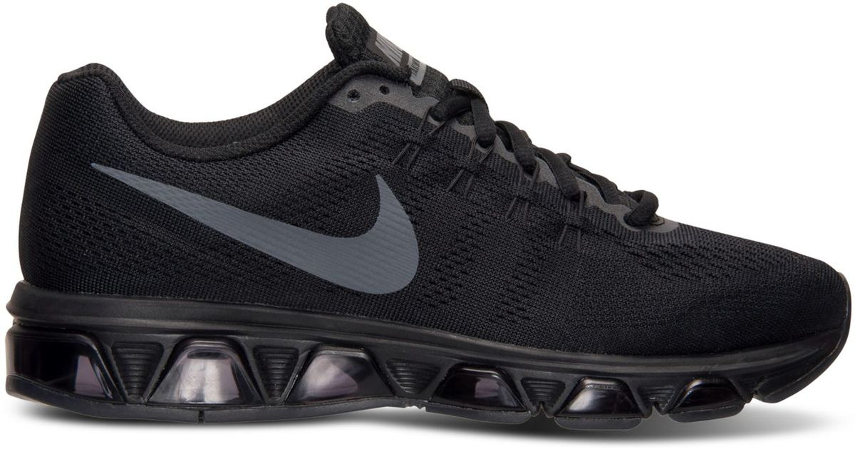 wholesale dealer 62fd4 e5a97 Nike Black Women's Air Max Tailwind 8 Running Sneakers From Finish Line