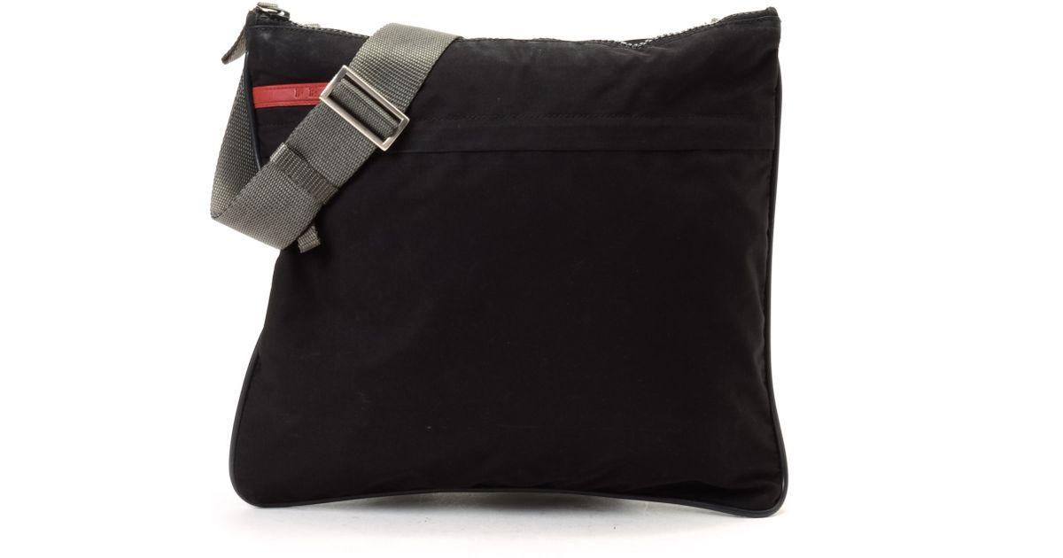 Prada Crossbody - Vintage in Black | Lyst