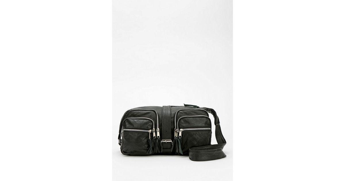 d6055a44d9 Lyst - Urban Outfitters Pelechecoco X Urban Renewal Rita Crossbody Bag in  Black