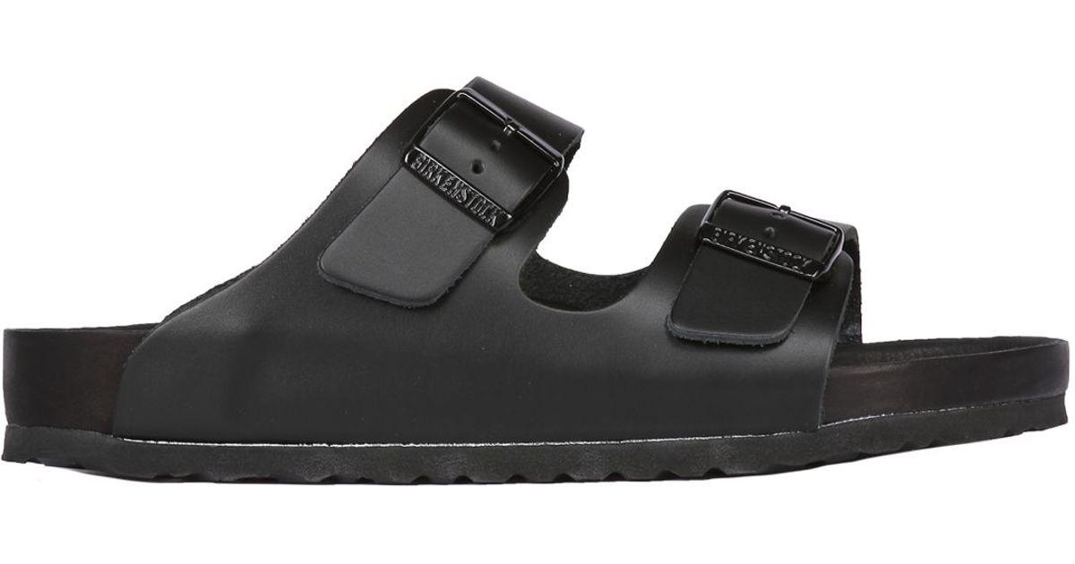 Black Sandals Leather Birkenstock Monterey Sandals Monterey Leather Birkenstock Black qVLpGzMSU