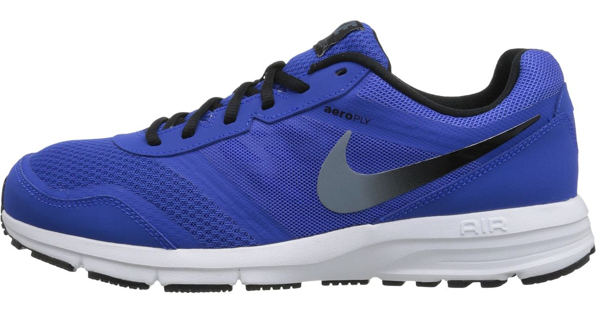 różne style buty do separacji Wielka wyprzedaż Nike Blue Air Relentless 4 for men