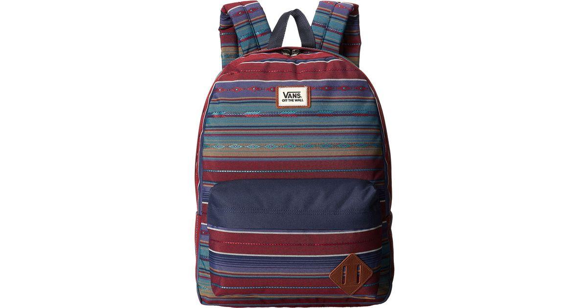 Retirada Santuario sección  Vans Old Skool Ii Backpack for Men - Lyst