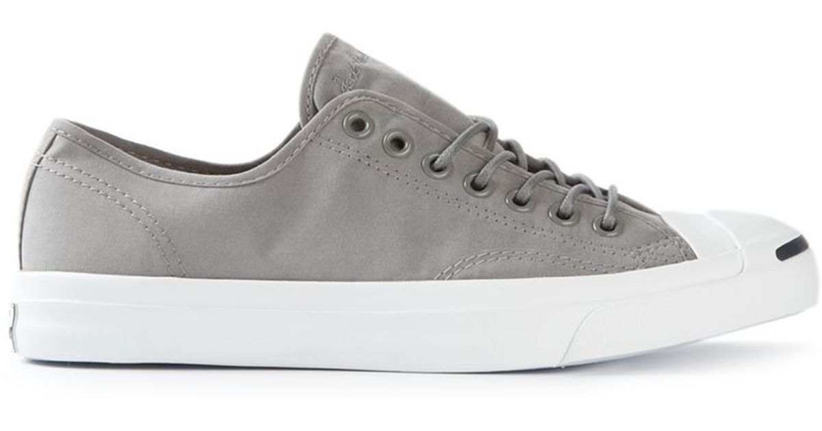 6f3c978ca165 Lyst - Converse Jack Purcell Signature Sneakers in Gray for Men