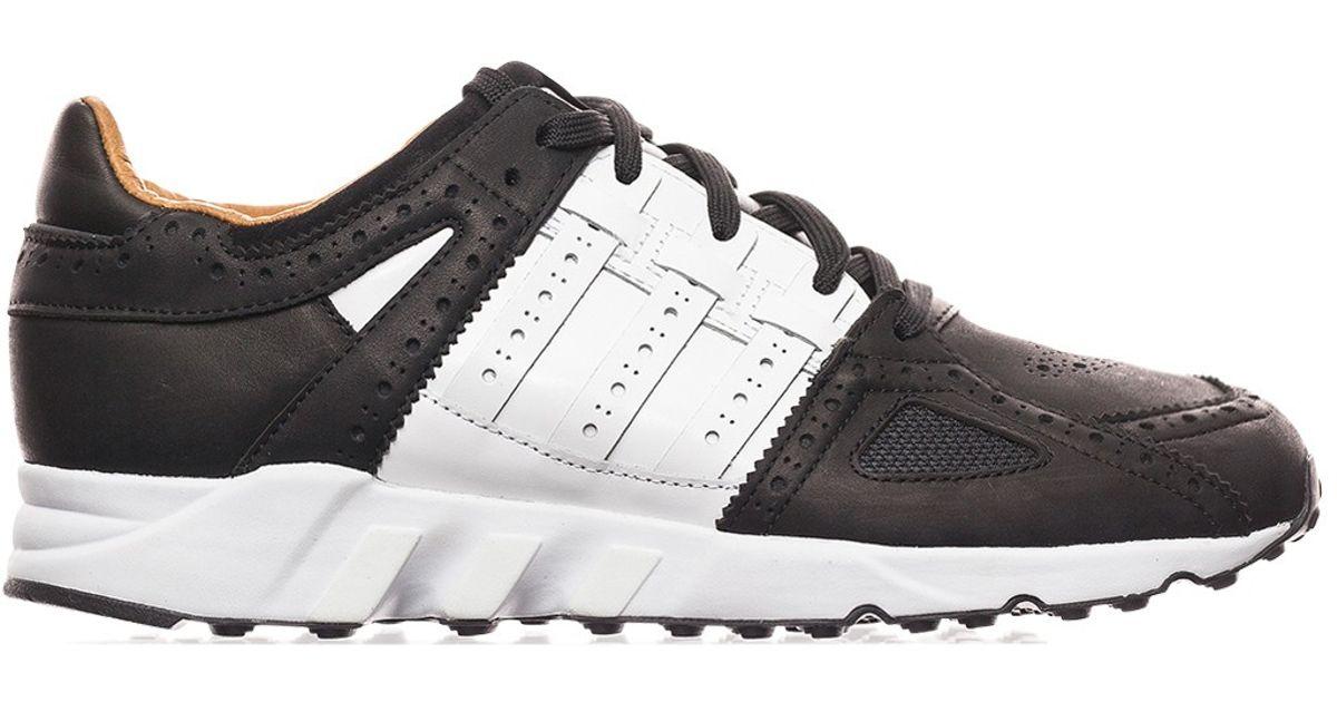 best loved 27c1d 23c97 Lyst - Adidas Originals Sneakersnstuff Equipment Running Guidance 93 in  White for Men